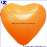 オレンジロゴによって印刷されるカスタム中心の形の乳液の気球