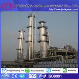 Strumentazione di distillazione dell'etanolo del combustibile della melassa