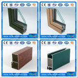 Gutes Price Anodize Aluminum Extrusion Profile mit Different Color