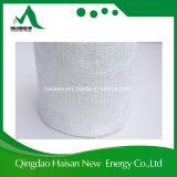 Estera tajada vinculación del hilo de la puntada de la fibra de vidrio del material de construcción