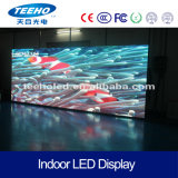 Affichage à LED Fixe d'intérieur mince d'installation de P4 P5 P6 P10