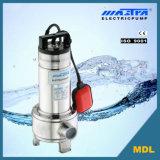 Pompe à eau d'égout submersible (MDL550)