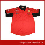 Guangzhou Factory Custom Made Cotton Racing Shirts (S08)