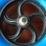 3.25-8 Neumáticos libres planos de la carretilla de Corea con la pisada del balompié
