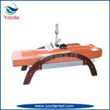 Base termica di massaggio della giada di resto posteriore con il riscaldamento del corpo intero
