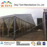 結婚式および展覧会のためのアルミニウムフレームの構造の大きいテント