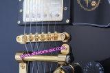 Chitarra elettrica nera di Afanti Lp di bellezza (AHM-623)