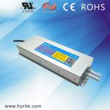 Fonte de alimentação magro impermeável do diodo emissor de luz do excitador do diodo emissor de luz de Hyrite IP67 com o Bis SAA de Saso do Ce