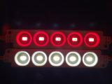 módulo do diodo emissor de luz da injeção 5730 5LEDs para anunciar a letra