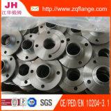 Bride du collet DIN2632 En1092 Pn16 de soudure en acier