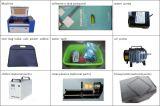 Minipapierprodukte CO2 Laserengraver-Scherblock 350