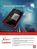 Ursprünglicher Automobil-Scanner Globle Versions-Aktualisierungsvorgang der Produkteinführungs-X431 IV online/Auto-Diagnosehilfsmittel/Selbstdiagnosehilfsmittel