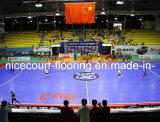 Pavimento portatile della corte di Nicecourt Futsal per la concorrenza di avvenimenti sportivi (bronzo dell'argento dell'oro di Nicecourt-)