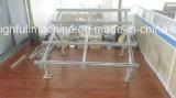 Het Broodje dat van de Steun van de Structuur van het zonnepaneel Machine vormt