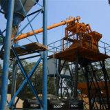 Modulaire Mini Concrete het Mengen zich Installatie voor Zuid-Amerika (Hzs35)
