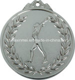 7cm Boxing Match Medal