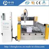 Máquina de cinzeladura de trabalho de pedra de refrigeração água do eixo