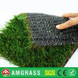 平らなタイプが付いている草そして総合的な泥炭を塗りなさい