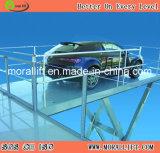 [كربورت] يقصّ سيارة طاولة مصعد