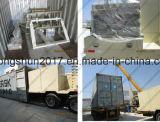 曲げられた鋼鉄建築構造の屋根ふきは機械Ls1000 700を広げる