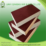 1220X2440X12mm Poplar Core Construction Plywood с Waterproof Glue