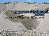 Convoyeur à bande mobile pour le sable et la pierre