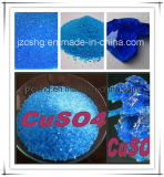 Electroplating & Pharmaceutical Industry를 위한 SGS Certified Copper Sulfate 98%