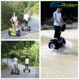 Individu sans frottoir de batterie au lithium du moteur 2*2000W d'achats fous chinois équilibrant le scooter électrique