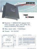 Distribuidor Nmea0183 para embarcações Ocean-Going, entradas 1 a 8 saídas