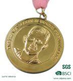 金属亜鉛合金はスポーツ・イベントのためのメダルを遊ばす