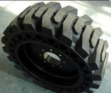 Festes Rubber Tyre Tire mit Real High Qualtiy