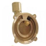 Parte de la bomba de bronce de inversión de precisión de fundición de latón