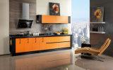 De moderne Hoge Glanzende Keuken van de Lak (zz-041)
