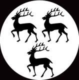 Projecteur élevé du Multi-Logo DEL de la poche 40W de signe de lumens