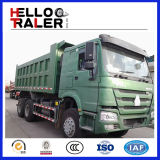 De Dieselmotor Tipper Truck van HOWO 30ton Lorry Dumper Truck 336HP