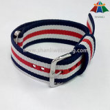 Customized Nato Watch Strap, Nylon Watch Strap for Ladies and Mens