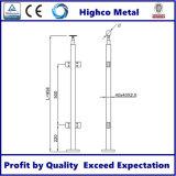 Inferriata/corrimano/balaustra dell'acciaio inossidabile