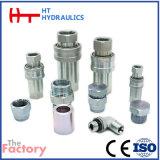 Acoplamento hidráulico da liberação rápida de aço inoxidável de S304 S316