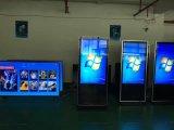 65inch Digital Signage LCD, der Spieler bekanntmacht