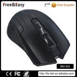 Mouse senza fili del Portable 6D Bluetooth 3.0 dell'OEM per il computer portatile
