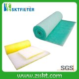 Filtro del suelo de la fibra de vidrio para la cabina de la pintura