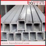 Hot-DIP電流を通された長方形の空の鋼鉄管か長方形の管