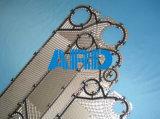 Matériau de Ti de la plaque Ss304 316 d'échangeur de chaleur de plaque de Gea Nt350m Nt350s