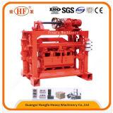 Machine de fabrication de brique concrète automatique de B2 de Qtj 4-40