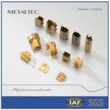 Fabricante del rectángulo del cepillo de la alta calidad de alta precisión que estampa la parte de perforación