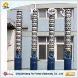 Asjシリーズ浸水許容の試錐孔の深い井戸の水ポンプ