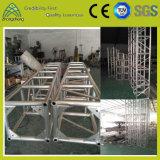 段階装置の照明トラスシステムアルミニウムねじボルト正方形の大きいトラス