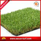 Hierba sintetizada barata del plástico de las esteras de la hierba