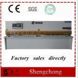 Máquina para corte de metales de la hoja de la buena calidad para la venta