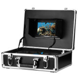 """7 """" jeu sous-marin de luxe de la caméra vidéo DVR de détecteur de poissons de TFT"""